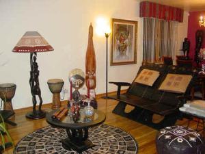 D coration int rieur maison le style africain pour la maison - Decoration chambre style afrique ...