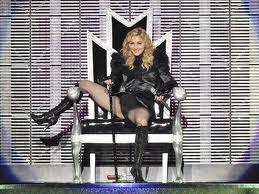 Vie star Madonna